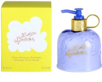 Lolita Lempicka Lolita Lempicka Bodycrème voor Vrouwen  300 ml