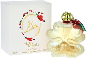 Lolita Lempicka Si Lolita Eau de Toilette for Women 50 ml