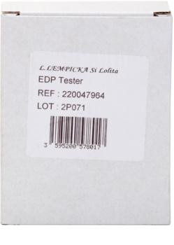 Lolita Lempicka Si Lolita eau de parfum teszter nőknek 80 ml