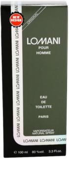 Lomani Pour Homme Eau de Toilette Herren 100 ml