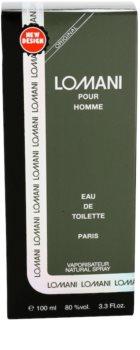 Lomani Pour Homme toaletná voda pre mužov 100 ml