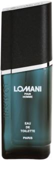 Lomani Pour Homme toaletna voda za moške 100 ml