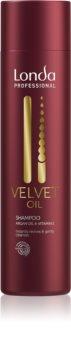 Londa Professional Velvet Oil shampoo per capelli secchi e normali