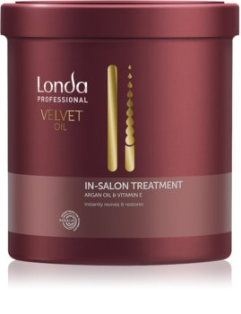 Londa Professional Velvet Oil Deep-Cleansing Mask With Argan Oil