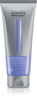 Londa Professional Blond and Silver maska za lase za nevtralizacijo rumenih odtenkov