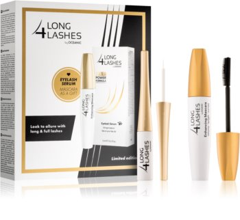 Long 4 Lashes Lash Cosmetic Set I.