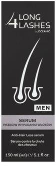 Long 4 Lashes Hair sérum contra a queda de cabelo e cabelos finos para homens