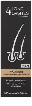 Long 4 Lashes Hair Anti-Hair Loss Shampoo For Men