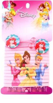 Lora Beauty Disney Princess elásticos para cabelo mix