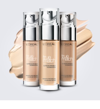 L'Oréal Paris True Match Liquid Foundation