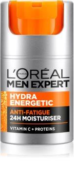 L'Oréal Paris Men Expert Hydra Energetic Fuktgivande kräm för trött hud