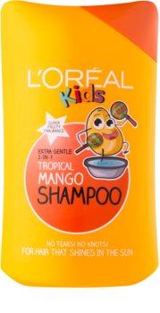 L'Oréal Paris Kids šampón a kondicionér 2 v1 pre deti