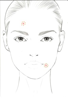 L'Oréal Paris True Match Magique Touch korektor in osvetljevalec