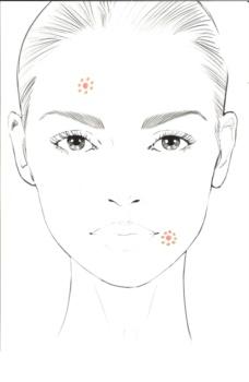 L'Oréal Paris True Match Magique Touch rozjasňující korektor