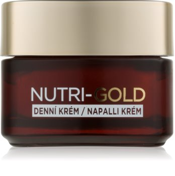 L'Oréal Paris Nutri-Gold Day Cream with Intense Nourishing Effect