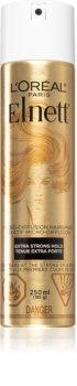L'Oréal Paris Elnett Satin lak na vlasy s extra silnou fixáciou