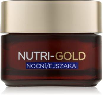 L'Oréal Paris Nutri-Gold crema notte