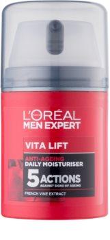 L'Oréal Paris Men Expert Vita Lift 5 ενυδατική κρέμα  ενάντια στη γήρανση