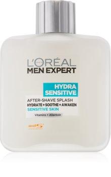 L'Oréal Paris Men Expert Hydra Sensitive borotválkozás utáni arcvíz