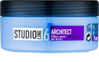 L'Oréal Paris Studio Line Architect Haarwachs für starke Fixierung