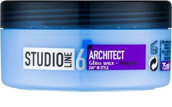 L'Oréal Paris Studio Line Architect vosk na vlasy se silnou fixací