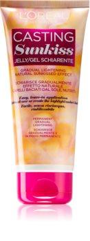 L'Oréal Paris Casting Sunkiss Jelly gel na zesvětlení přírodních vlasů
