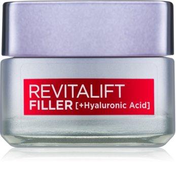 L'Oréal Paris Revitalift Filler Replenishing Day Cream with Anti-Aging Effect