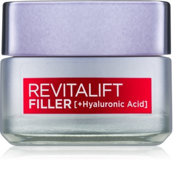 L'Oréal Paris Revitalift Filler vypĺňajúci denný krém proti starnutiu