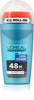 L'Oréal Paris Men Expert Cool Power antitranspirante roll-on