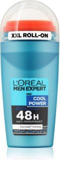 L'Oréal Paris Men Expert Cool Power кульковий антиперспірант