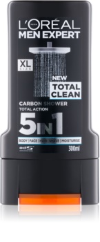L'Oréal Paris Men Expert Total Clean Shower Gel 5 In 1