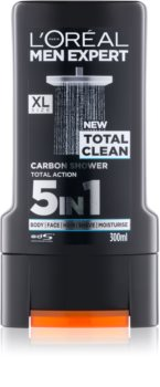 L'Oréal Paris Men Expert Total Clean sprchový gél 5 v 1