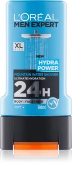 L'Oréal Paris Men Expert Hydra Power gel de dus