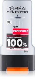 L'Oréal Paris Men Expert Invincible gel za prhanje