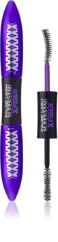 L'Oréal Paris False Lash Xfiber Xtreme dvojfázová riasenka pre extrémny objem, dĺžku a oddelenie rias