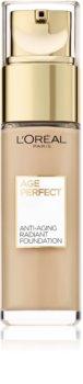 L'Oréal Paris Age Perfect pomlajevalni in posvetlitveni make-up