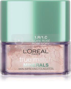 L'Oréal Paris True Match Minerals fond de teint poudre
