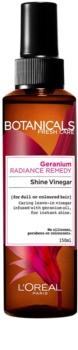 L'Oréal Paris Botanicals Radiance Remedy sprej pro lesk