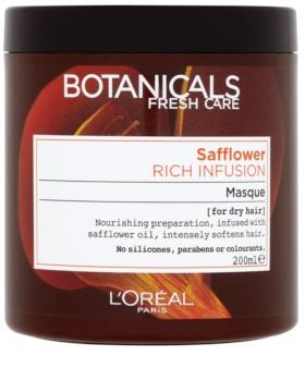 L'Oréal Paris Botanicals Rich Infusion maska pre suché vlasy