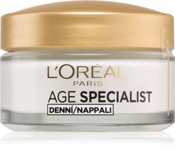 L'Oréal Paris Age Specialist 65+ θρεπτική κρέμα ημέρας ενάντια στις ρυτίδες