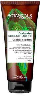L'Oréal Paris Botanicals Strength Cure balzam pre oslabené vlasy