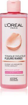 L'Oréal Paris Precious Flowers pleťová voda pre suchú až citlivú pleť