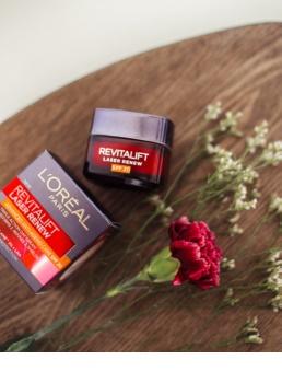 L'Oréal Paris Revitalift Laser Renew denní krém proti vráskám SPF 20