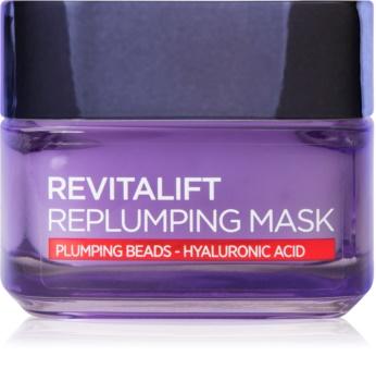 L'Oréal Paris Revitalift Filler maska za zapolnitev gub