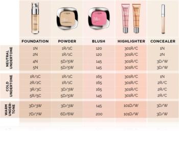 L'Oréal Paris True Match The One correcteur liquide