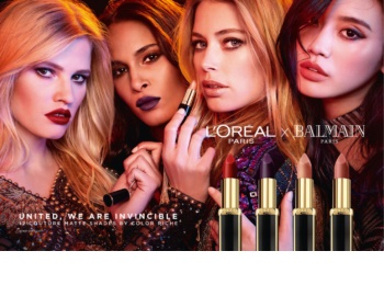 L'Oréal Paris Color Riche Balmain ruj