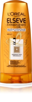 L'Oréal Paris Elseve Extraordinary Oil Coconut подхранващ балсам за нормална към суха коса