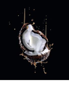 L'Oréal Paris Elseve Extraordinary Oil Coconut Voedende Shampoo  voor Normaal tot Droog Haar
