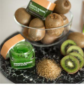 L'Oréal Paris Smooth Sugars Scrub čisticí peeling proti černým tečkám