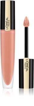 L'Oréal Paris Rouge Signature matná tekutá rtěnka